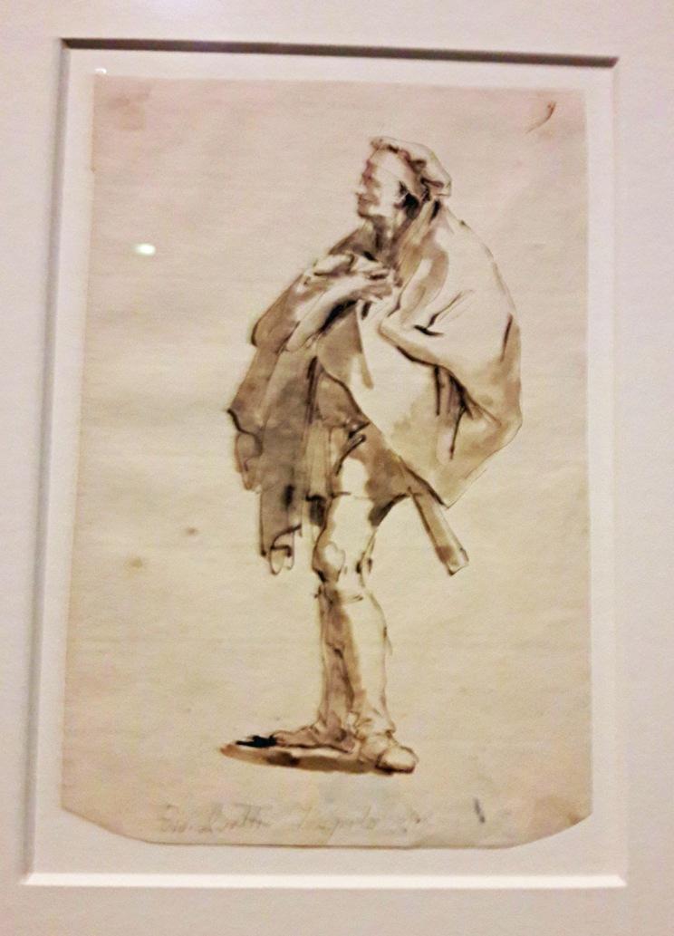 Giovanni Battista Tiepolo, Ausstellung Staatsgalerie Stuttgart