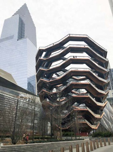 New York, Hudson Yards, The Vessel